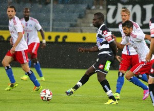 Sturm Graz - Hamburger SV