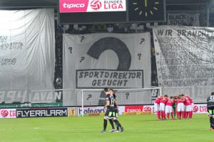 Sturm Graz - Admira Wacker